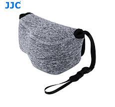 Защитный футляр - чехол JJC OC-S1BG для SONY A6000, A6300, A6400, A6500, A5000, A5100, RX1, RX1R, RX1R II, фото 2