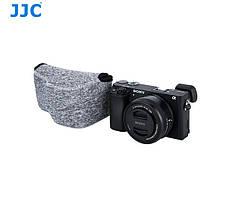 Защитный футляр - чехол JJC OC-S1BG для SONY A6000, A6300, A6400, A6500, A5000, A5100, RX1, RX1R, RX1R II, фото 3