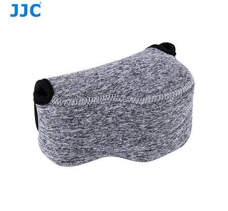 Защитный футляр - чехол JJC OC-S1BG для камер Olympus E-PL5, E-PL6, E-PL7, фото 2