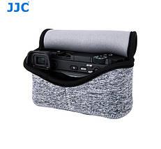 Защитный футляр - чехол JJC OC-S1BG для камер Nikon Coolpix P7800, DL 18-50, фото 2