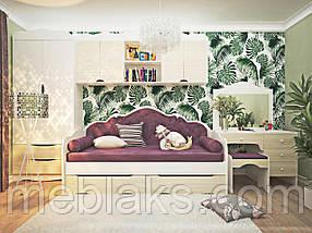 """Детская спальня  """"Италия"""" Комплект: все элементы, фото 3"""
