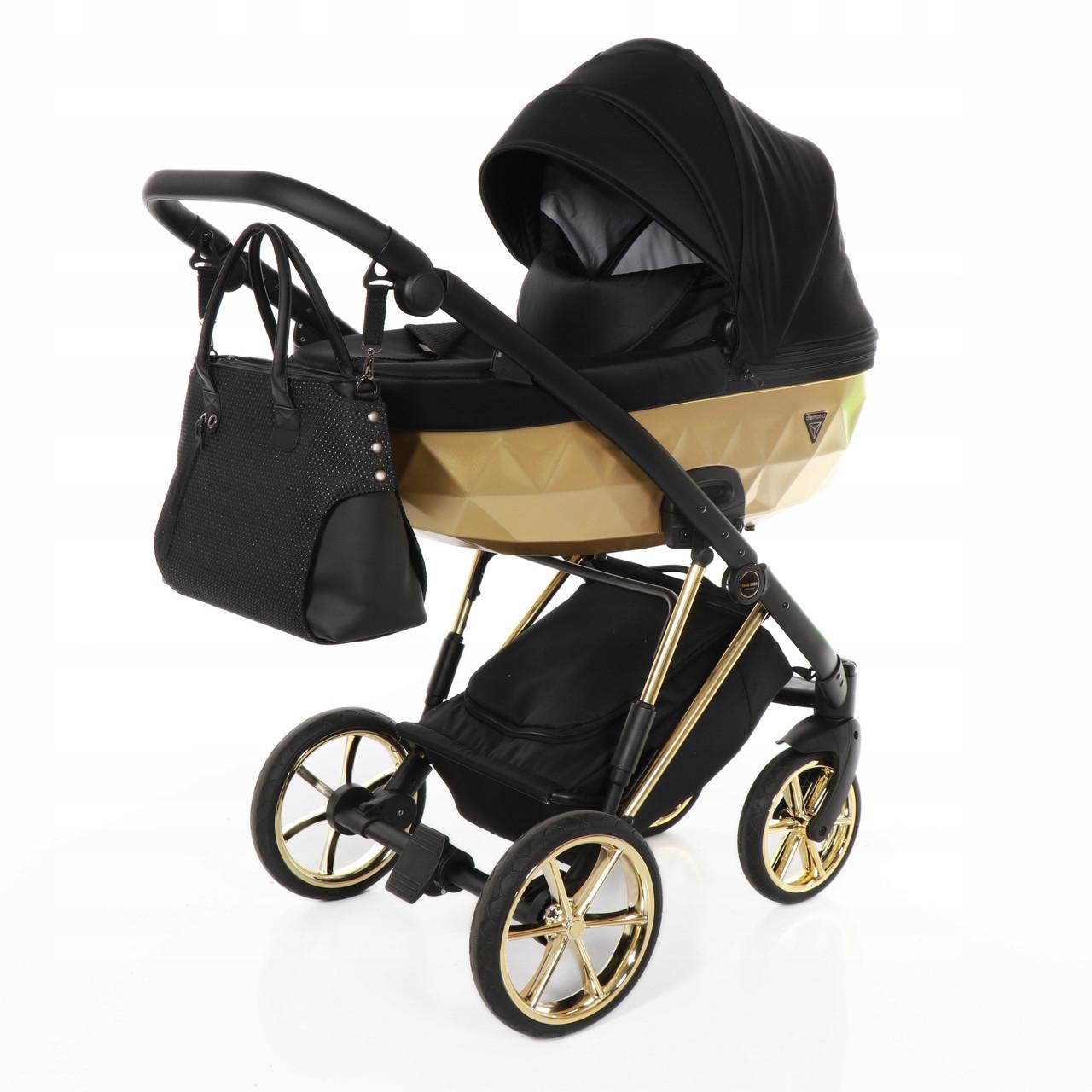 Дитяча коляска 2 в 1 Junama Diamond V-Plus 03