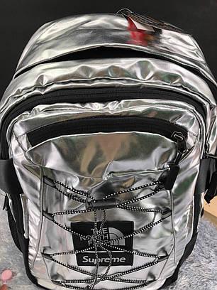 Рюкзак в стиле The North Face x Supreme, фото 2