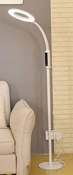 Торшер  91975-16  LED 16W  1500мм  белый