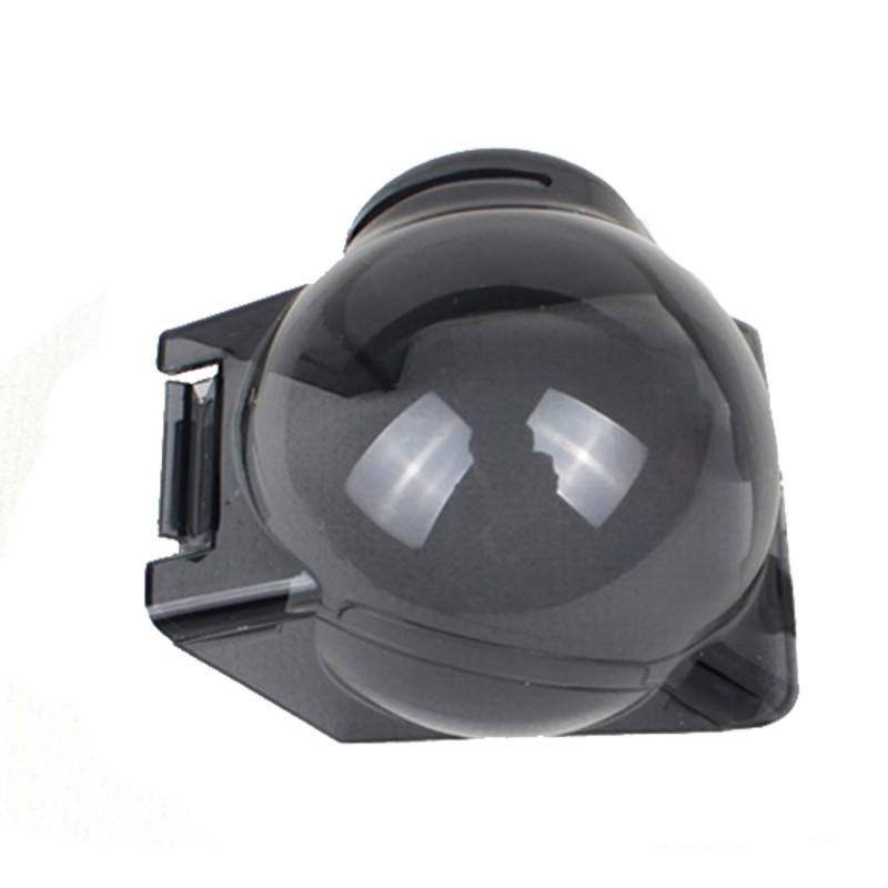 Защитная крышка объектива камеры с эффектом затемнения ND4 (светофильтр ND4) для DJI MAVIC PRO (код XT-488)
