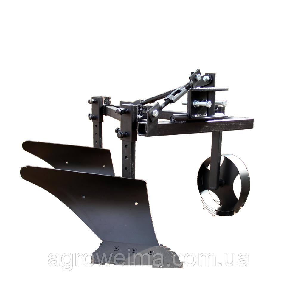 Плуг 2-корпусный (для мототрактора)