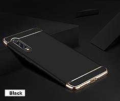 Чехол с золотыми вставками для Xiaomi Mi 9 (2 Цвета)