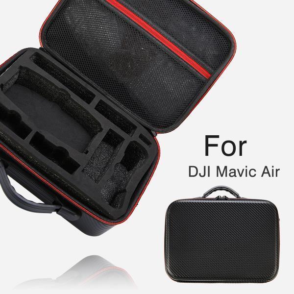 Сумка, футляр, кейс для хранения и переноски дрона (квадрокоптера) и аксессуаровDJI MAVIC AIR (код XT-501)