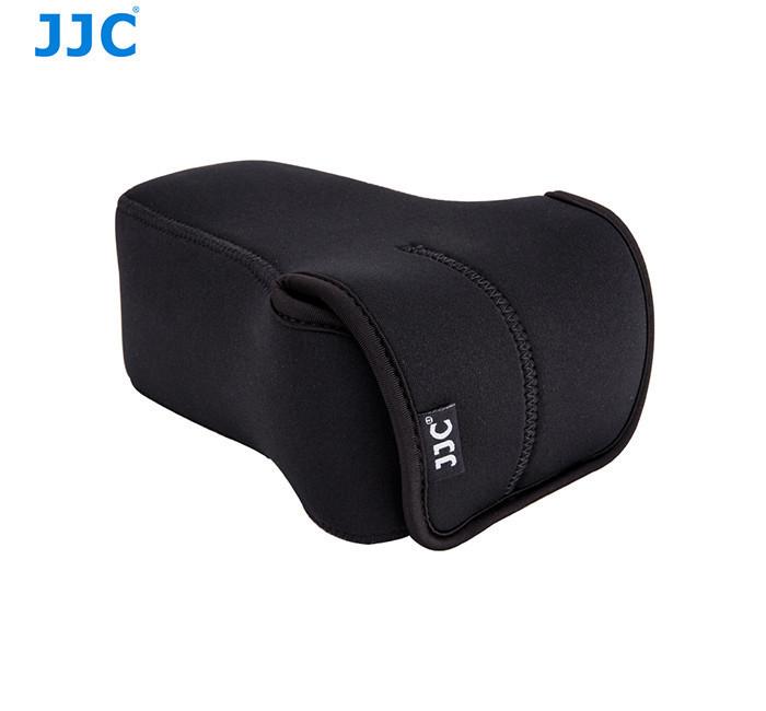 Защитный футляр - чехол JJC OC-F3BK для FujiFilm X-M1, X-T10, X-T20, X-A1, X-A2, X-A3 с объективом 50-230mm