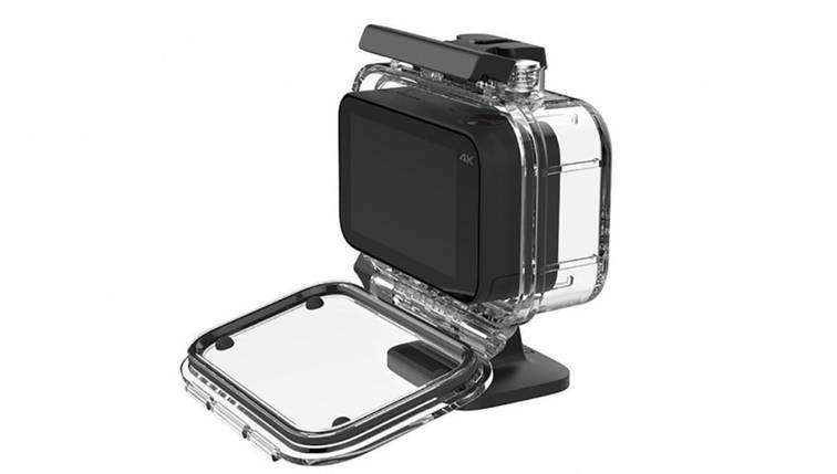 Аквабокс, водонепроницаемый бокс для экшн камер Xiaomi MIJIA 4K (код Mijia), фото 2