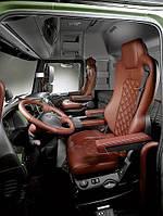 Чехлы на сидения для грузовых авто