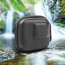 Кейс, футляр для экшн-камер размер (8.8 х 7.7 х 4.5) для Gopro 5, 6, 7(код № XTGP521), фото 2
