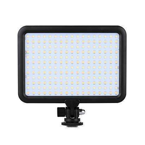 Накамерный свет TTV-204 (LED 204) - TRIOPO