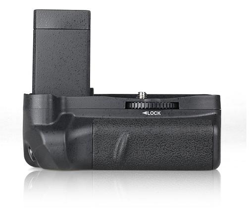 Бустер BG-1Y (аналог) батарейный блок для Canon EOS 200D, Canon Rebel SL2, фото 2