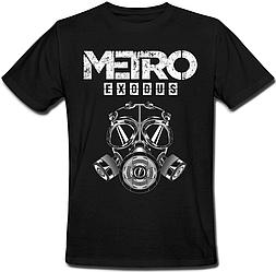 Футболка Metro Exodus (чёрная)
