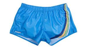 Актуально в жару для пляжа/спорта, шорты короткие, молодёжный дизайн, не выгорают на солнце