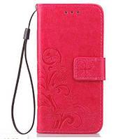 """Чехол-книжка """"Клевер""""    для Xiaomi Redmi Note 5a"""