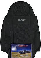 Авточехлы  DAF XF 105 1+1 2005-2013 (цвета: красные, серые, синие)  Nika