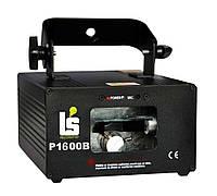 P1600B Лазер синій з товстими променями 600 МВт