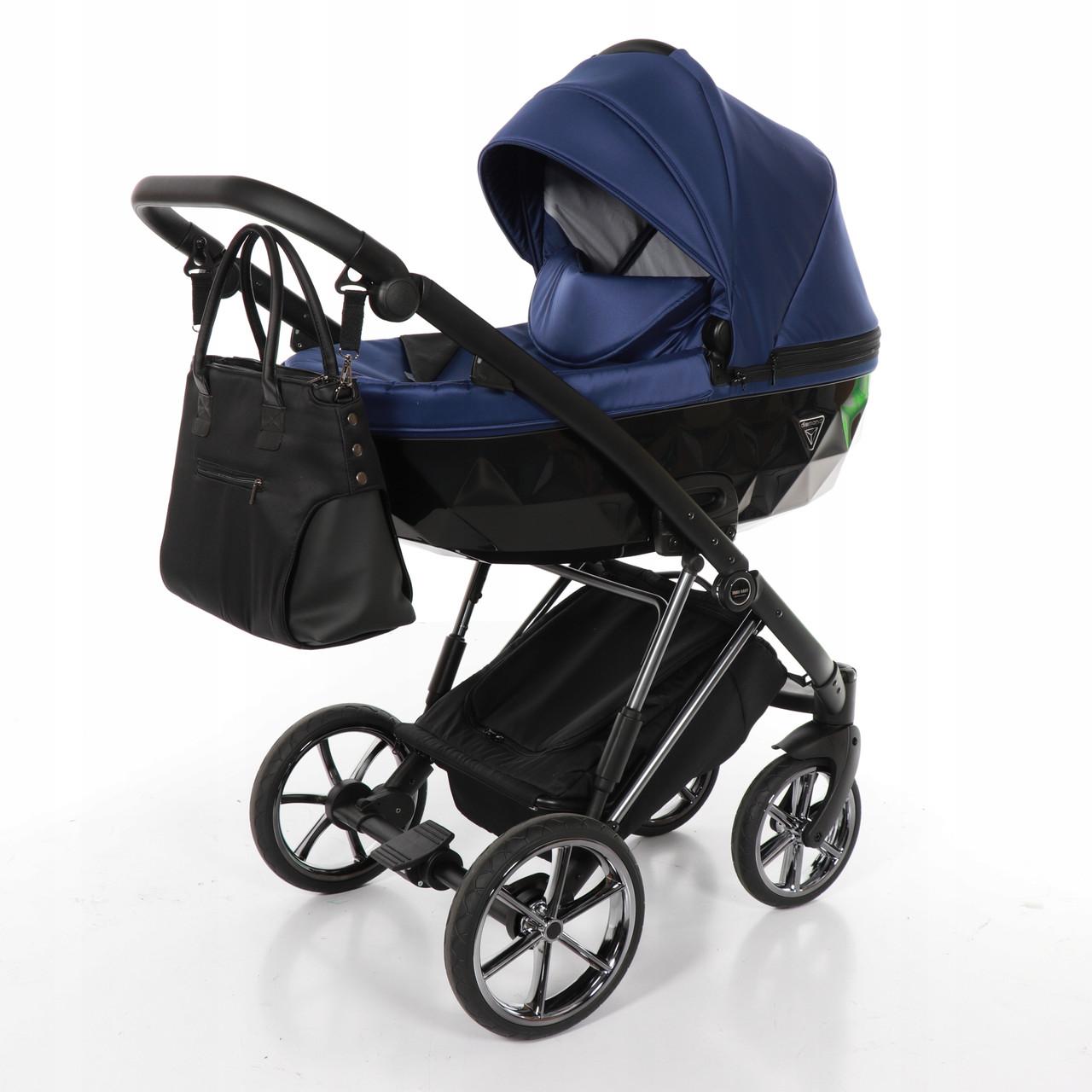 Дитяча коляска 2 в 1 Junama Diamond V-Plus 06