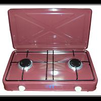 Плита газовая настольная ST DT 63-010-02 B (коричневая)