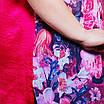 Блуза свободного кроя рр 52,54,56,60, фото 3
