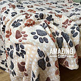 Покрывало плед из бамбукового волокна ( микрофибра)  Размер 200*220 см., фото 2