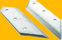 Ножи плоские  гильотинные к листовым ножницам ГОСТ 25306-82