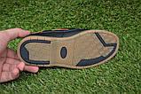 Туфли мокасины детские кожаные черные р32-37, фото 5