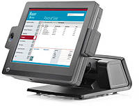 """Кассовый POS-терминал HP RP7 All-in-One 7800 15"""" Pentium G850 сенсорный Б/У"""