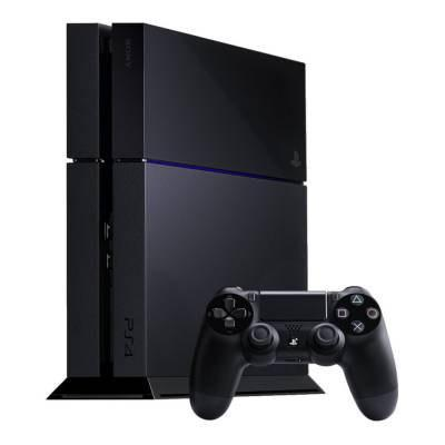 Ігрова консоль Sony Playstation 4 500GB Black