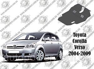 Защита TOYOTA COROLLA VERSO V-1.8/2.0/2.2D АКПП 2004-2009
