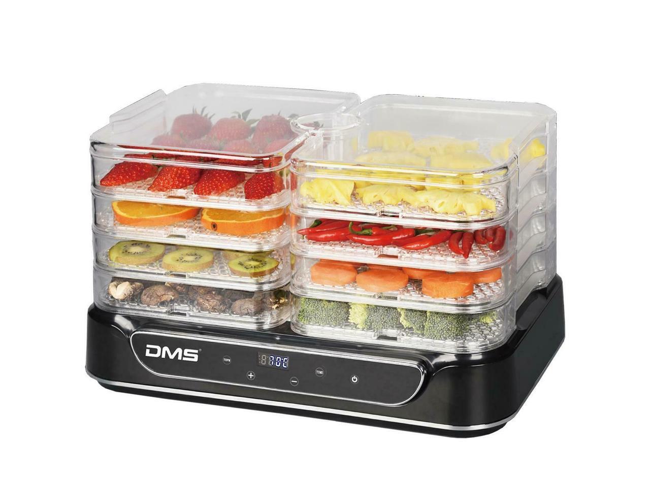 Сушилка для овощей и фруктов DMS da-02 550w