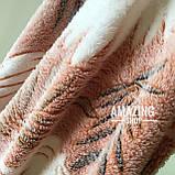 Покривало плед з бамбукового волокна ( мікрофібра) Розмір 160*200 див., фото 6