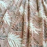 Покривало плед з бамбукового волокна ( мікрофібра) Розмір 160*200 див., фото 2