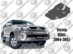 Защита TOYOTA HILUX МКПП V-2.5D/3.0D 2004-2011