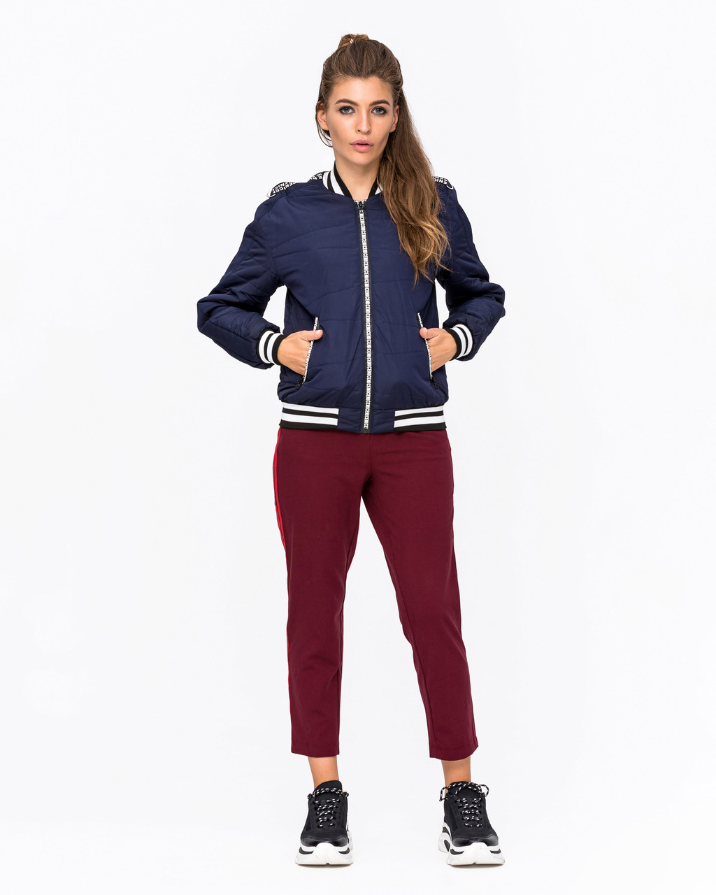 Куртка женская демисезонная 3055, 42-50