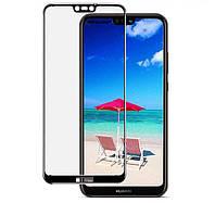 Защитное стекло Mocolo 5D Full Glue для Huawei Ascend P20 Lite / Nova 3E Black (0.33 мм)