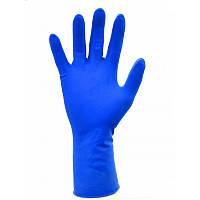 Рукавички гумові хімічно стійкі / Перчатки резиновые химически стойкие