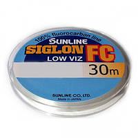 Леска Sunline SIG-FC флюорокарбон 30м 0,33мм 7,1кг поводковый