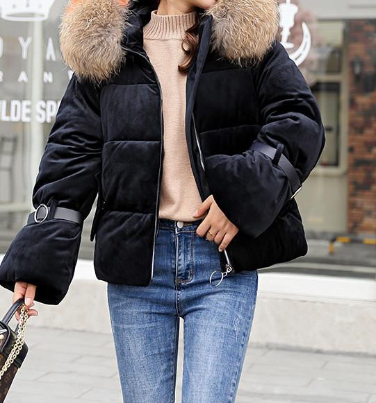 Женская куртка СС-8513-10