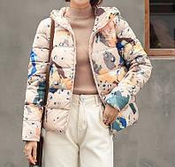 Женская куртка СС-8514-16