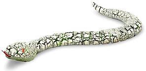 Змея с пультом управления ZF Rattle snake (серая)