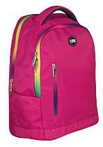 Рюкзак молодежный Сool For School 45*32*16 см для девочек розовый CF86298
