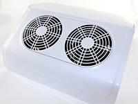 Вытяжка настольная маникюрная Simei 858-12 , 65Вт. (Пылесос) 2а вентилятора, фото 1