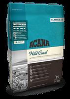 Корм Acana Wild Coast Dog Акана Вайлд Кост для собак зі свіжою рибою для всіх порід 6 кг