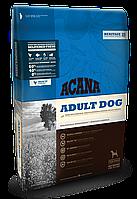 Корм Acana Adalt Dog Акана Едалт Дог для собак всіх порід і вікових груп 11,4 кг