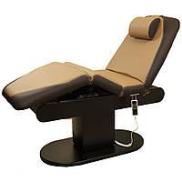 Стол для массажа электрический с Подогревом косметологическая кушетка электрическая массажная HEAT ZD-869Н, фото 1