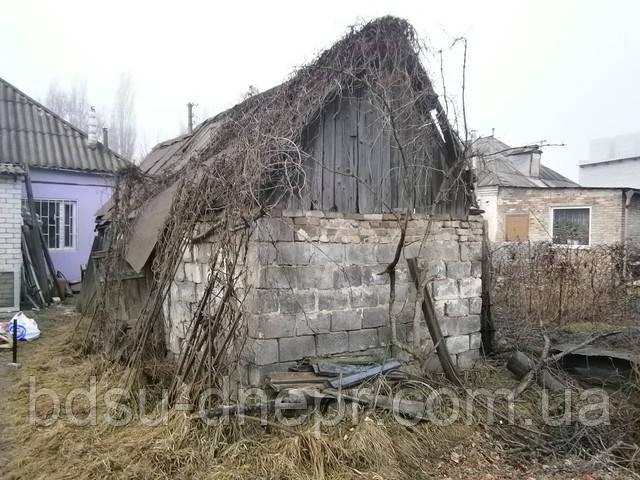 Демонтаж в Днепропетровске построек и сооружений