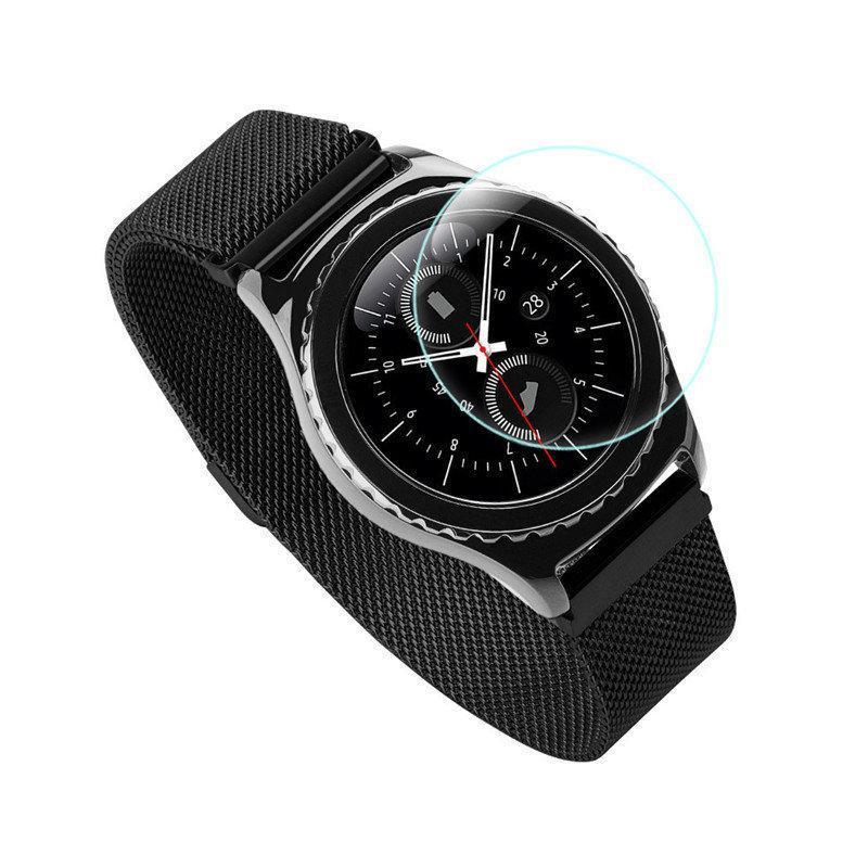 Захисне скло для Смарт-годин Samsung Gear S3 S4 (20387)